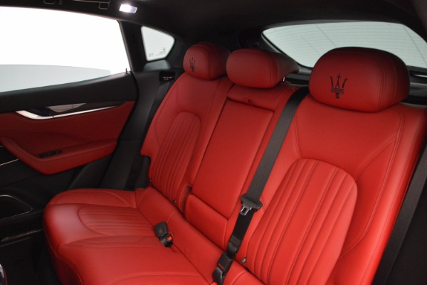 New 2017 Maserati Levante S Q4 for sale Sold at Bentley Greenwich in Greenwich CT 06830 20