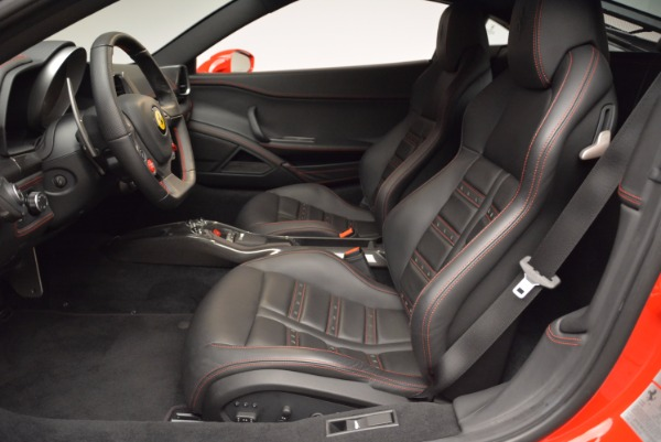 Used 2012 Ferrari 458 Italia for sale Sold at Bentley Greenwich in Greenwich CT 06830 14