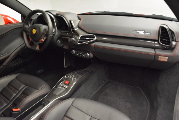 Used 2012 Ferrari 458 Italia for sale Sold at Bentley Greenwich in Greenwich CT 06830 17