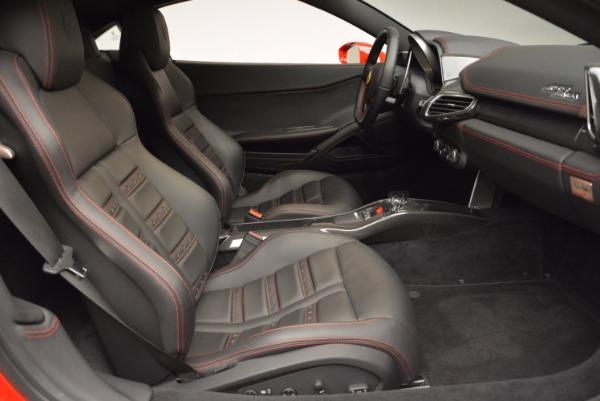 Used 2012 Ferrari 458 Italia for sale Sold at Bentley Greenwich in Greenwich CT 06830 18