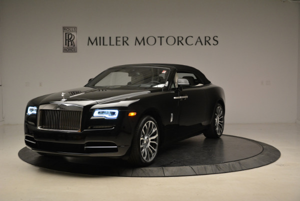 New 2018 Rolls-Royce Dawn for sale Sold at Bentley Greenwich in Greenwich CT 06830 13