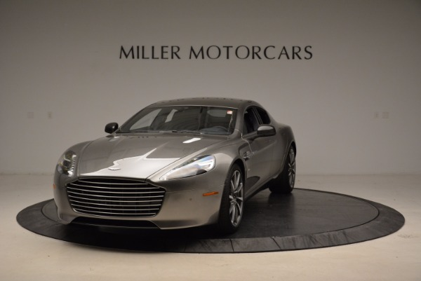 Used 2017 Aston Martin Rapide S Sedan for sale Sold at Bentley Greenwich in Greenwich CT 06830 2