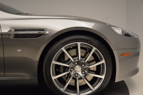 Used 2017 Aston Martin Rapide S Sedan for sale Sold at Bentley Greenwich in Greenwich CT 06830 22