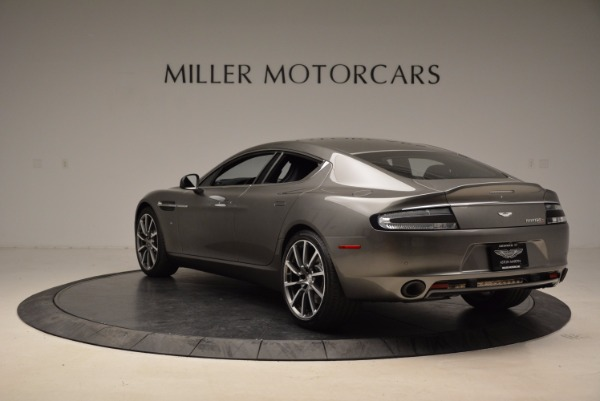 Used 2017 Aston Martin Rapide S Sedan for sale Sold at Bentley Greenwich in Greenwich CT 06830 5
