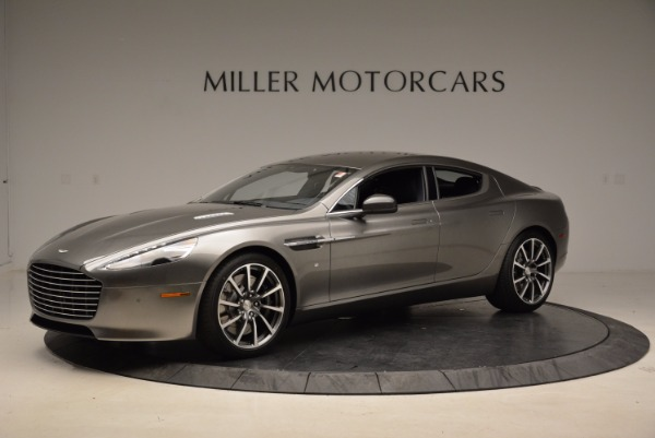 Used 2017 Aston Martin Rapide S Sedan for sale Sold at Bentley Greenwich in Greenwich CT 06830 1