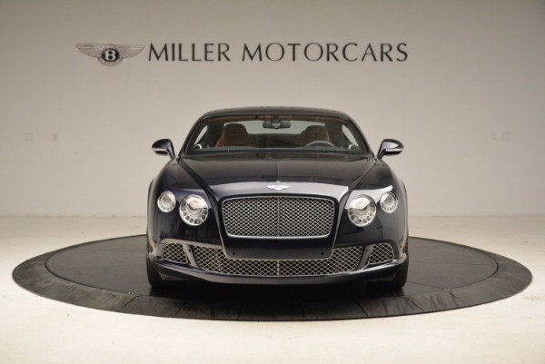 Used 2014 Bentley Continental GT W12 for sale Sold at Bentley Greenwich in Greenwich CT 06830 12