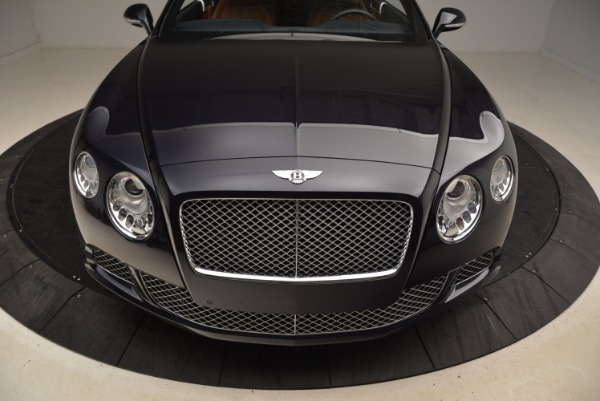 Used 2014 Bentley Continental GT W12 for sale Sold at Bentley Greenwich in Greenwich CT 06830 13
