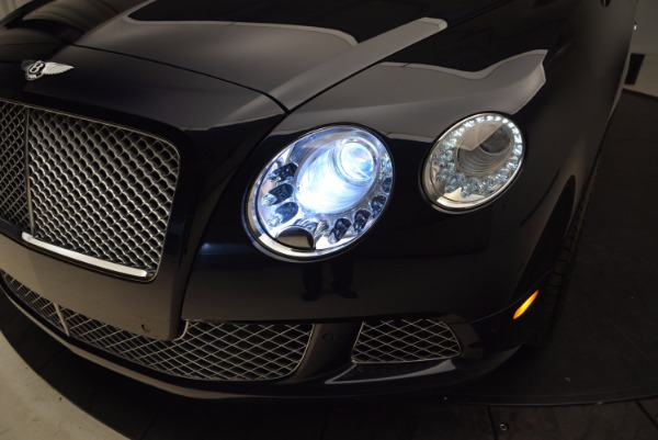 Used 2014 Bentley Continental GT W12 for sale Sold at Bentley Greenwich in Greenwich CT 06830 16