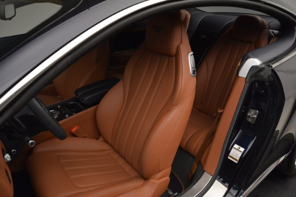 Used 2014 Bentley Continental GT W12 for sale Sold at Bentley Greenwich in Greenwich CT 06830 24