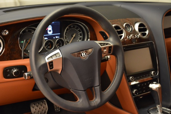 Used 2014 Bentley Continental GT W12 for sale Sold at Bentley Greenwich in Greenwich CT 06830 25