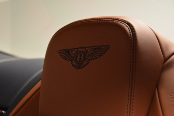 Used 2014 Bentley Continental GT W12 for sale Sold at Bentley Greenwich in Greenwich CT 06830 28