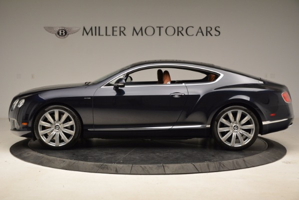 Used 2014 Bentley Continental GT W12 for sale Sold at Bentley Greenwich in Greenwich CT 06830 3