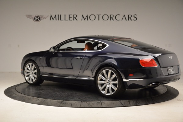 Used 2014 Bentley Continental GT W12 for sale Sold at Bentley Greenwich in Greenwich CT 06830 4