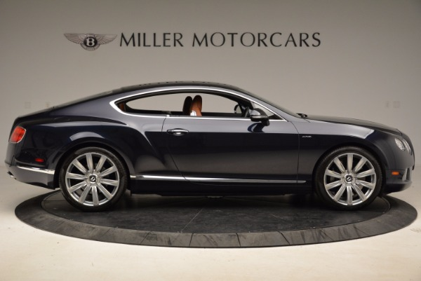 Used 2014 Bentley Continental GT W12 for sale Sold at Bentley Greenwich in Greenwich CT 06830 9