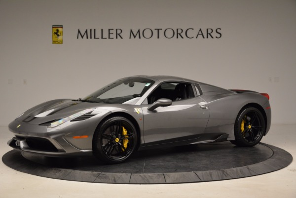 Used 2015 Ferrari 458 Speciale Aperta for sale Sold at Bentley Greenwich in Greenwich CT 06830 14