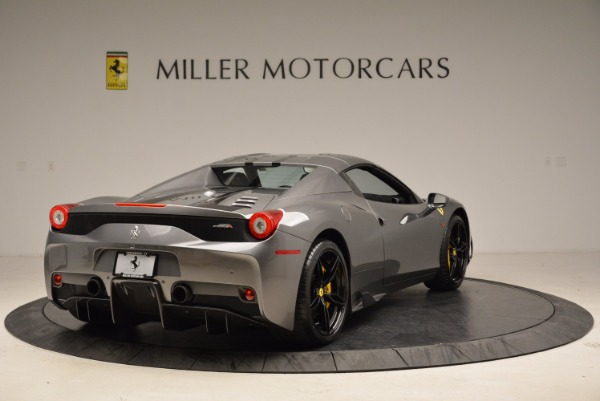 Used 2015 Ferrari 458 Speciale Aperta for sale Sold at Bentley Greenwich in Greenwich CT 06830 19