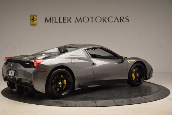 Used 2015 Ferrari 458 Speciale Aperta for sale Sold at Bentley Greenwich in Greenwich CT 06830 20