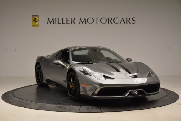 Used 2015 Ferrari 458 Speciale Aperta for sale Sold at Bentley Greenwich in Greenwich CT 06830 23