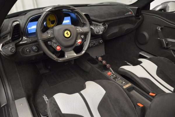 Used 2015 Ferrari 458 Speciale Aperta for sale Sold at Bentley Greenwich in Greenwich CT 06830 27