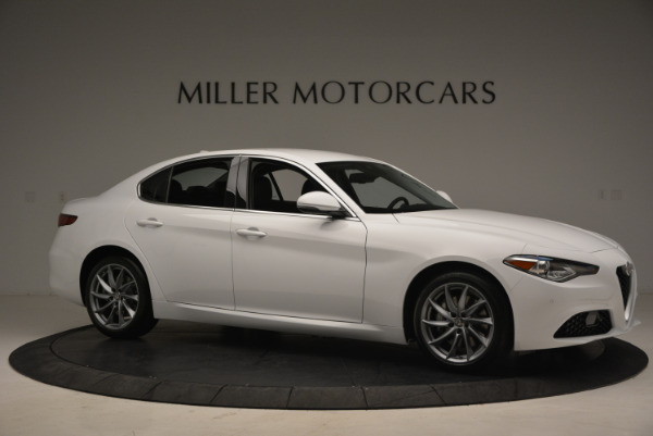 New 2018 Alfa Romeo Giulia Q4 for sale Sold at Bentley Greenwich in Greenwich CT 06830 10