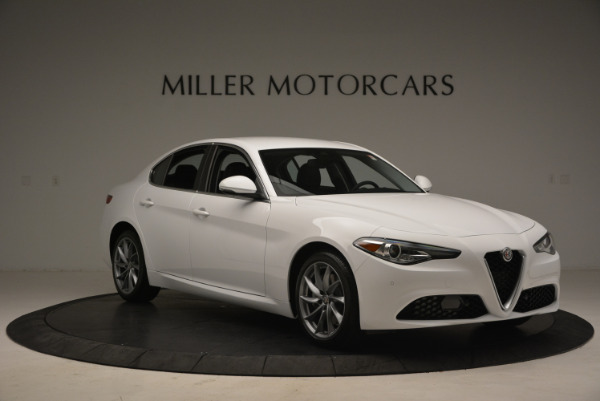 New 2018 Alfa Romeo Giulia Q4 for sale Sold at Bentley Greenwich in Greenwich CT 06830 11