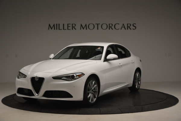 New 2018 Alfa Romeo Giulia Q4 for sale Sold at Bentley Greenwich in Greenwich CT 06830 1