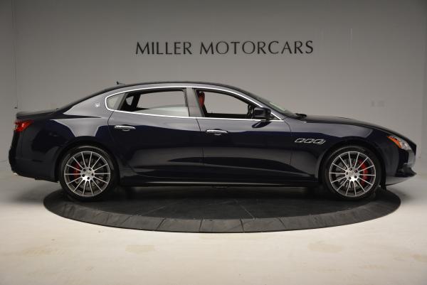 New 2016 Maserati Quattroporte S Q4  *******      DEALER'S  DEMO for sale Sold at Bentley Greenwich in Greenwich CT 06830 10