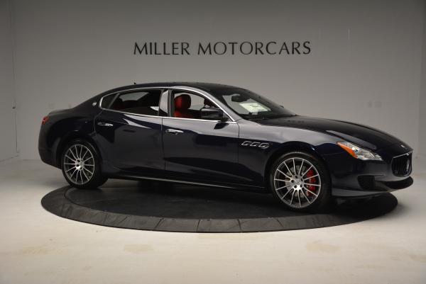 New 2016 Maserati Quattroporte S Q4  *******      DEALER'S  DEMO for sale Sold at Bentley Greenwich in Greenwich CT 06830 11