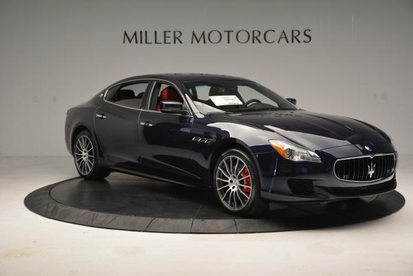 New 2016 Maserati Quattroporte S Q4  *******      DEALER'S  DEMO for sale Sold at Bentley Greenwich in Greenwich CT 06830 12