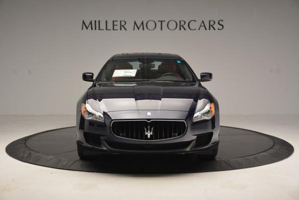 New 2016 Maserati Quattroporte S Q4  *******      DEALER'S  DEMO for sale Sold at Bentley Greenwich in Greenwich CT 06830 13