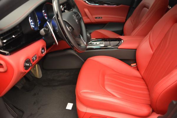 New 2016 Maserati Quattroporte S Q4  *******      DEALER'S  DEMO for sale Sold at Bentley Greenwich in Greenwich CT 06830 15