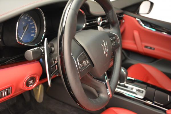 New 2016 Maserati Quattroporte S Q4  *******      DEALER'S  DEMO for sale Sold at Bentley Greenwich in Greenwich CT 06830 17