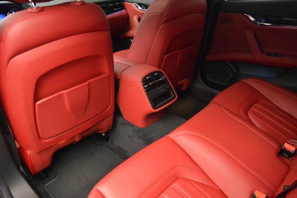 New 2016 Maserati Quattroporte S Q4  *******      DEALER'S  DEMO for sale Sold at Bentley Greenwich in Greenwich CT 06830 19