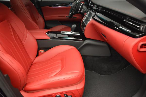 New 2016 Maserati Quattroporte S Q4  *******      DEALER'S  DEMO for sale Sold at Bentley Greenwich in Greenwich CT 06830 23