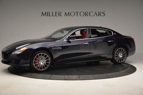 New 2016 Maserati Quattroporte S Q4  *******      DEALER'S  DEMO for sale Sold at Bentley Greenwich in Greenwich CT 06830 3