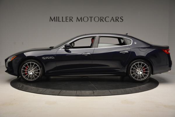 New 2016 Maserati Quattroporte S Q4  *******      DEALER'S  DEMO for sale Sold at Bentley Greenwich in Greenwich CT 06830 4