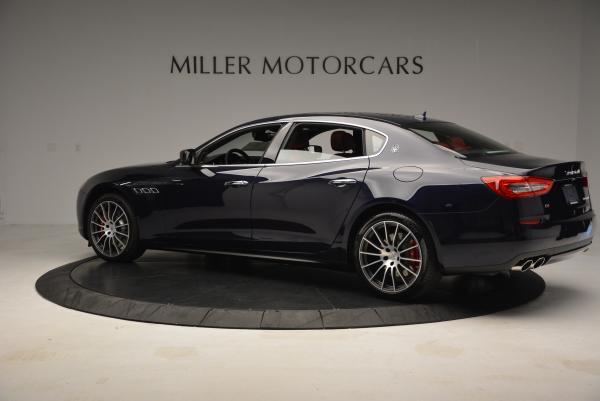 New 2016 Maserati Quattroporte S Q4  *******      DEALER'S  DEMO for sale Sold at Bentley Greenwich in Greenwich CT 06830 5