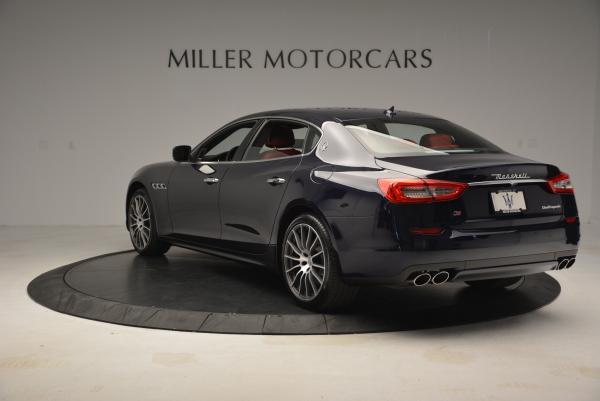 New 2016 Maserati Quattroporte S Q4  *******      DEALER'S  DEMO for sale Sold at Bentley Greenwich in Greenwich CT 06830 6