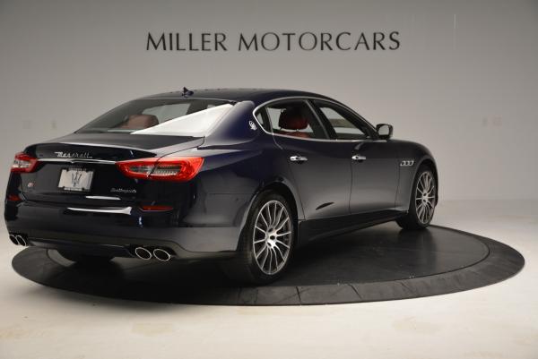 New 2016 Maserati Quattroporte S Q4  *******      DEALER'S  DEMO for sale Sold at Bentley Greenwich in Greenwich CT 06830 8
