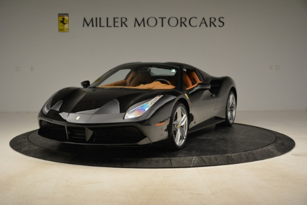 Used 2017 Ferrari 488 Spider for sale Sold at Bentley Greenwich in Greenwich CT 06830 24