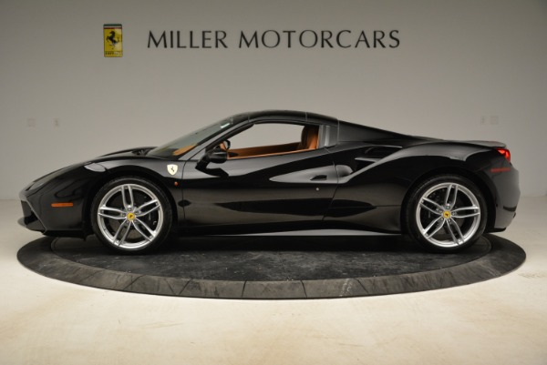 Used 2017 Ferrari 488 Spider for sale Sold at Bentley Greenwich in Greenwich CT 06830 26