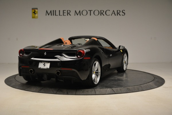 Used 2017 Ferrari 488 Spider for sale Sold at Bentley Greenwich in Greenwich CT 06830 7