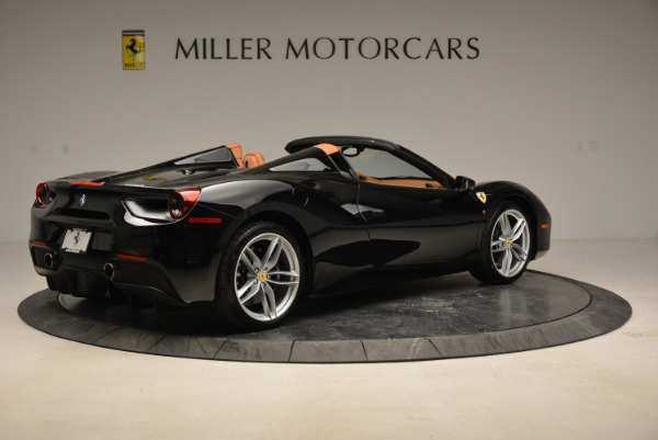 Used 2017 Ferrari 488 Spider for sale Sold at Bentley Greenwich in Greenwich CT 06830 8