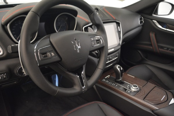 New 2018 Maserati Ghibli S Q4 for sale Sold at Bentley Greenwich in Greenwich CT 06830 15