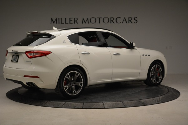 New 2018 Maserati Levante S Q4 GranSport for sale Sold at Bentley Greenwich in Greenwich CT 06830 14