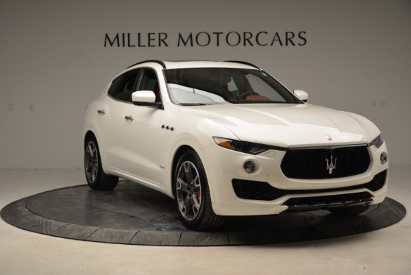 New 2018 Maserati Levante S Q4 GranSport for sale Sold at Bentley Greenwich in Greenwich CT 06830 17