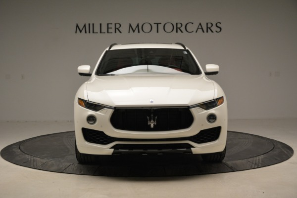 New 2018 Maserati Levante S Q4 GranSport for sale Sold at Bentley Greenwich in Greenwich CT 06830 18