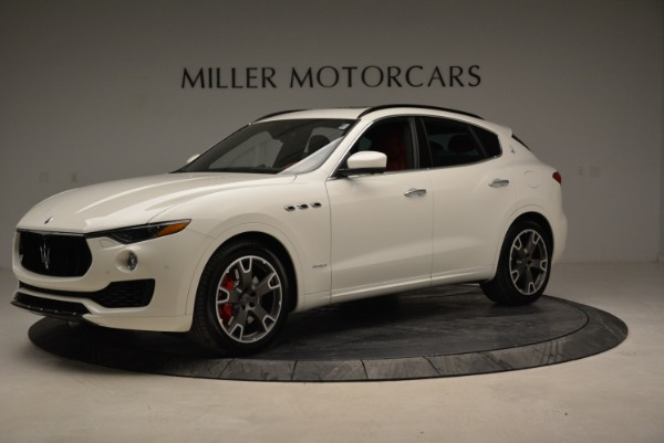 New 2018 Maserati Levante S Q4 GranSport for sale Sold at Bentley Greenwich in Greenwich CT 06830 8