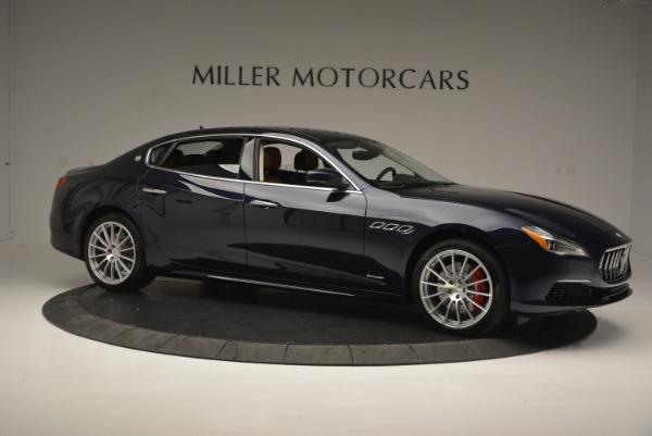 New 2018 Maserati Quattroporte S Q4 GranLusso for sale Sold at Bentley Greenwich in Greenwich CT 06830 11