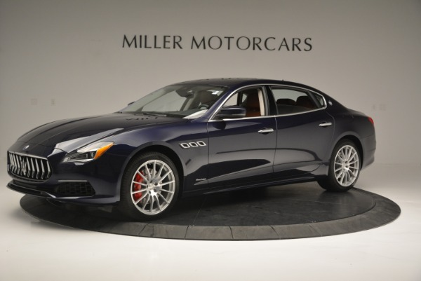 New 2018 Maserati Quattroporte S Q4 GranLusso for sale Sold at Bentley Greenwich in Greenwich CT 06830 2